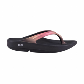 Oofos Recovery Slippers Dames Oolala Luxe Rose