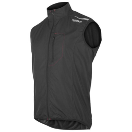 Fusion S1 Run Vest 900013 Zwart HEREN