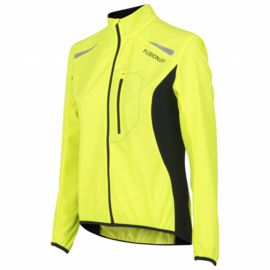 Fusion S1 Run Jacket 900036 Yellow DAMES