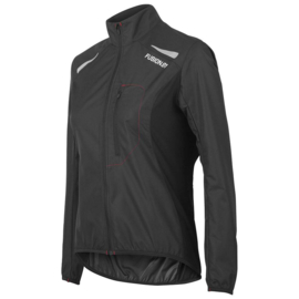 Fusion S1 Run Jacket 900036 Zwart DAMES