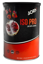 Born Iso Pro 400gram red fruit
