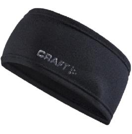 Craft Hoofdband 1902955-1999 Zwart | Unisex