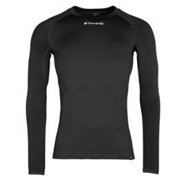 Stanno Thermo Shirt Zwart