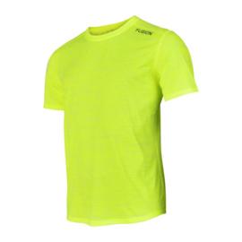 Fusion C3 T-Shirt Fel Geel 900273 HEREN