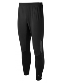 RonHill Stride Flex Pant 1 00482-00009 All Black HEREN