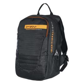 Brabo Hockeytas Backpack Traditional Zwart/Oranje BB5130