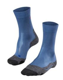Falke Wandelsok TK Cool Jeans Blauw 16139-6545 Dames