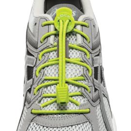 Elastische Veters | Lock Laces Geel