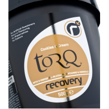 Torq Recovery Shake Cookies & Cream 500gr.