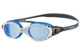 Speedo Zwembril Futura Biofuse Flexiseal Blauw