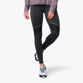 On Hardloopkleding Tights Long 217.00054 Zwart DAMES