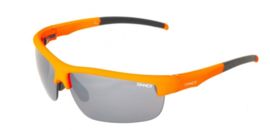 Sinner Antiqua Sportbril + Extra Lenzen & Brillenkoker Oranje