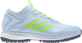 Adidas Hockeyschoen Fabela X FU8163 blauw combi