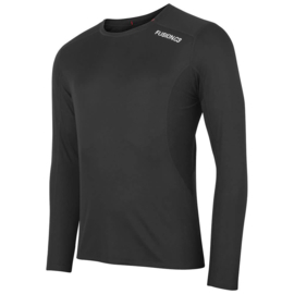 Fusion C3 Shirt Zwart LS 900021 HEREN