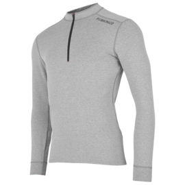 Fusion C3 Zip Neck Grey 900166 HEREN