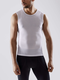 Craft Stay Cool Singlet Wit 194378-1900 | HEREN