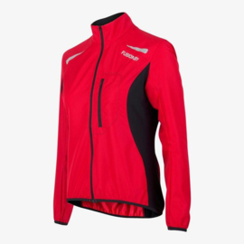 Fusion S1 Run Jacket 900036 Red DAMES
