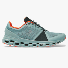 On Hardloopschoenen Cloud Stratus Cobble /Ivy  | HEREN