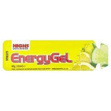 High 5 Energiegel Citrus