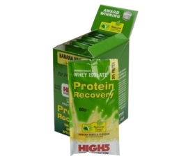 High 5 Protein Recovery Banaan Vanille