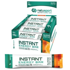 Natusport Energy Performance Bar | Fresh Orange