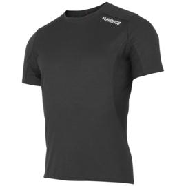Fusion C3 T-Shirt Zwart  900052 HEREN