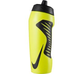 Nike Bidon Hyperfuel Geel 700ml