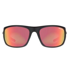 Sinner Sportbril Bruno Zwart/Rood