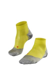 Falke Running Sok RU5 Short 16729-1084 | Sulfur