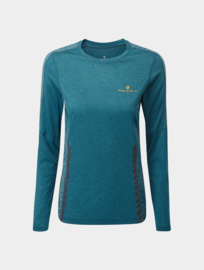 RonHill Shirt Night Runner 005073-00679 DAMES
