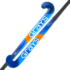 Grays Hockeystick GX3000 Ultra Bow MC Blauw