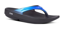 Oofos Recovery Slippers Oolala Bluejay | Dames