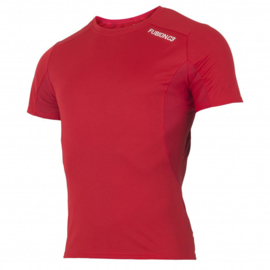 Fusion C3 T-Shirt Rood 900052 HEREN
