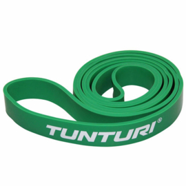 Tunturi Fitness Weerstands Powerband Groen | Medium Weerstand