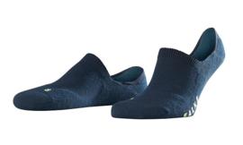 Falke Invisible sneaker sok met anti-slip 16601-6120 | Marine
