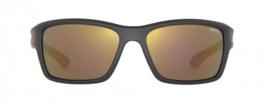 Sinner Cayo Sportbril Zwart/Rood