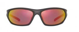 Sinner Fury Sintec Sportbril Zwart/Roze