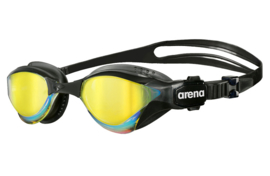 Arena Zwembril Training Cobra Tri Mirror Zwart Indoor