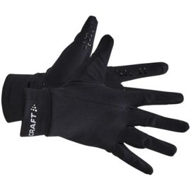 Craft hardloophandschoen 909935-999000 Zwart | Unisex