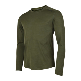 Fusion C3 Long Sleeve Green Heren