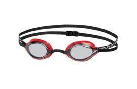 Speedo Zwembril Speedsocket 2 Zwart/Rood