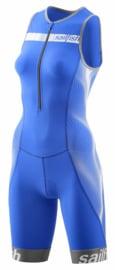 Sailfish Trisuit Comp Blauw Dames