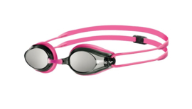 Arena Zwembril Racing Tracks Mirror Roze