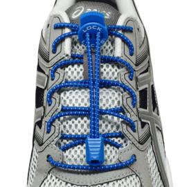 Elastische veters | Lock Laces Blauw