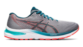 Asics Hardloopschoen Gel Cumulus 22 1011A862-023 Grey/magnetic Blue HEREN