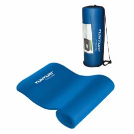 Dikkere Fitnessmat Blauw 180x60x1,5cm