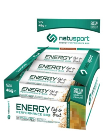 Natusport Energy Performance Bar | Apple Cinnamon