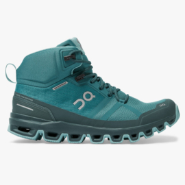 On Wandelschoenen Cloudrock Waterproof Storm/Wash