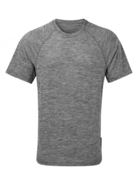 RonHIll Momentum Shirt 003980-00102 Grey Marl HEREN