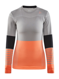 Craft Running Shirt Fuseknit Lange rn 1907879-935737 DAMES